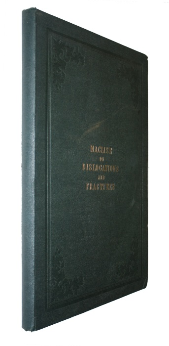 MACLISE, JOSEPH - On Dislocations and Fractures