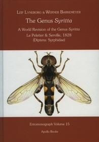 LYNEBORG, L.; BARKEMEYER, W. - The Genus Syritta: A World Revision of the Genus Syritta Le Peletier & Servilla, 1828 (Diptera: Syrphidae)