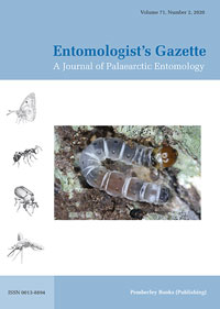 Entomologist's Gazette